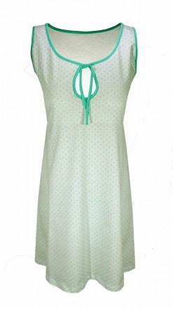 Ночная рубашка на завязках в роддом и для кормящих мамочек. Днепр. фото 1