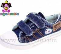 Кеды джинсовые Шалунишка. Сумы. фото 1
