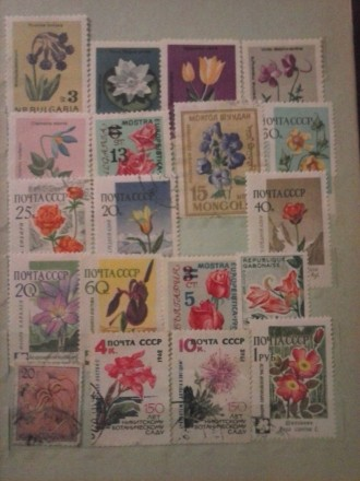 Коллекция марок 60-х годов 2 альбома. Чернигов. фото 1