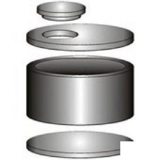Изготовляем бетонные кольца очень хорошего качества под заказ.Также есть доставк. Кривой Рог, Днепропетровская область. фото 3
