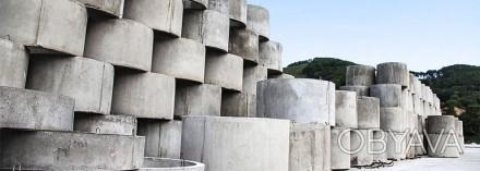 Изготовляем бетонные кольца очень хорошего качества под заказ.Также есть доставк. Кривой Рог, Днепропетровская область. фото 1