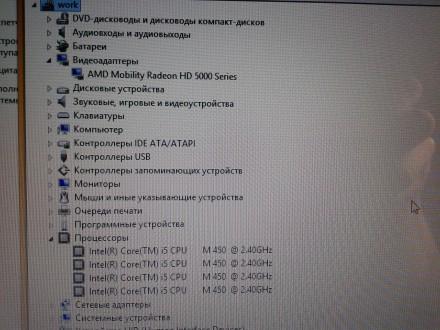 """Продам ноутбук dell inspiron n5010 на запчасти, 15,6"""", Intel i5-450М, 2,4 Ггц, H. Киев, Киевская область. фото 7"""