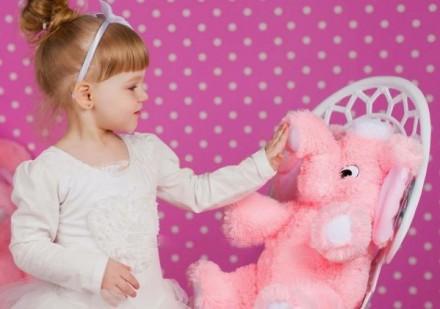 Мягкая игрушка Слоник Слон. Мелитополь. фото 1