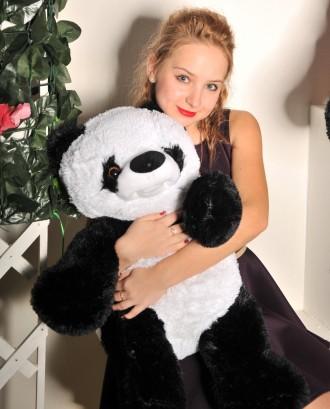Медведь плюшевый мишка мягкая игрушка панда. Мелитополь. фото 1