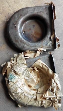 Чашки передних пружин с ВАЗ-2101 по 07. Днепр. фото 1