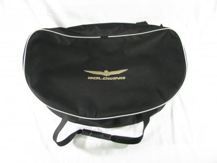 Продаются сумки в кофры Honda Goldwing, две боковые и одна верхняя,возможна прод. Запорожье, Запорожская область. фото 3