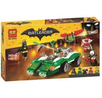 Конструктор Bela Batman 10630
