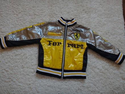 Куртка детская весенне-осенняя. Прилуки. фото 1