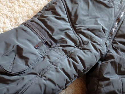 Комплект для хлопчика - тепла зимова куртка + штани-комбінезон.  Практично в і. Прилуки, Черниговская область. фото 9