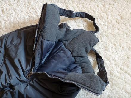 Комплект для хлопчика - тепла зимова куртка + штани-комбінезон.  Практично в і. Прилуки, Черниговская область. фото 7