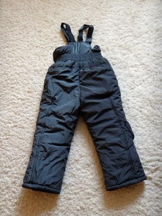 Комплект для хлопчика - тепла зимова куртка + штани-комбінезон.  Практично в і. Прилуки, Черниговская область. фото 5