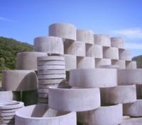Предлагаем вам бетонные кольца,крышки,днища для колодца,сливных ям,септиков.Такж. Кривой Рог, Днепропетровская область. фото 2