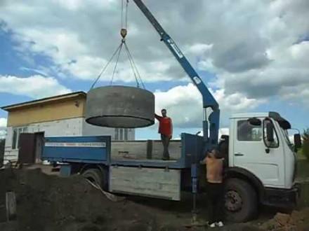 Предлагаем вам бетонные кольца,крышки,днища для колодца,сливных ям,септиков.Такж. Кривой Рог, Днепропетровская область. фото 4