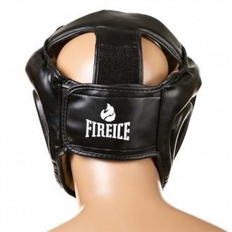 Шлем боксерский  Тип: боевой, full face Материал: flex, экокожа Цвет: черный,. Одесса, Одесская область. фото 4