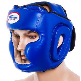 Шлем боксерский  Тип: боевой, full face Материал: flex, экокожа Цвет: черный,. Одесса, Одесская область. фото 13