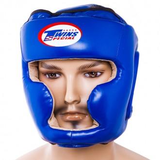 Шлем боксерский  Тип: боевой, full face Материал: flex, экокожа Цвет: черный,. Одесса, Одесская область. фото 12