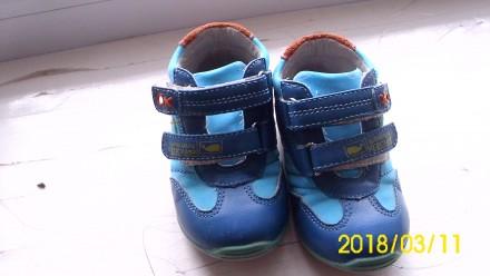 Полу ботиночки,ботинки весна-осень ecocamp. Городище. фото 1