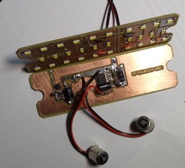 ED (светодиодные)-модули для установки в подфарники вместо лампочек накаливания . Харьков, Харьковская область. фото 3