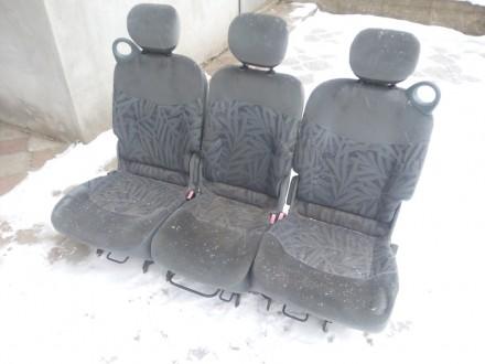 Сидіння сидушки сиденья трансформер Сценик. Борислав. фото 1