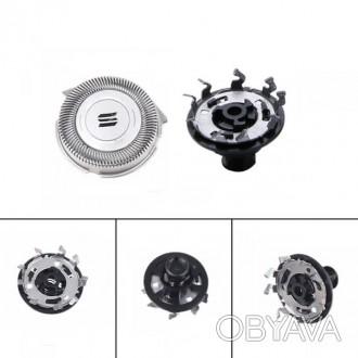Применяются к электробритвам Philips серии RQ, YS, YQ (аналог сеточка + лезвие).. Днепр, Днепропетровская область. фото 1