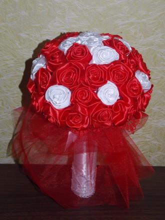 букеты для свадьбы ,на подарок,сувенир hand made. Доманевка. фото 1