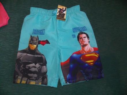 шорты с супергероями подросток. Доманевка. фото 1
