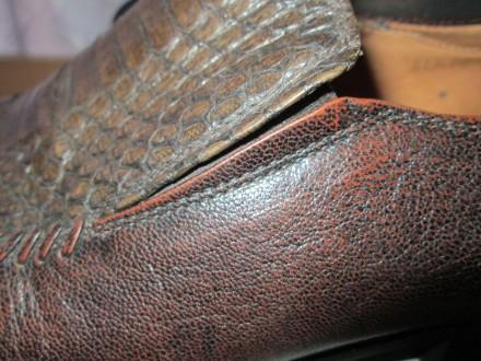 Мужские туфли натуральная кожа. Днепр. фото 1