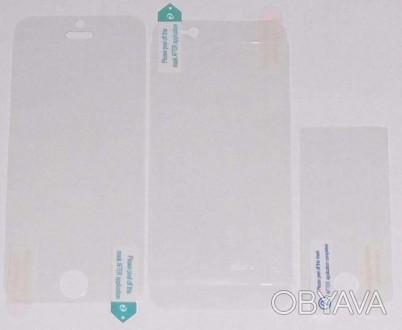 Пленка iPhone 4 4s 5 5c 5s SE 6 6s 7 8 Plus iPod перед зад две стороны