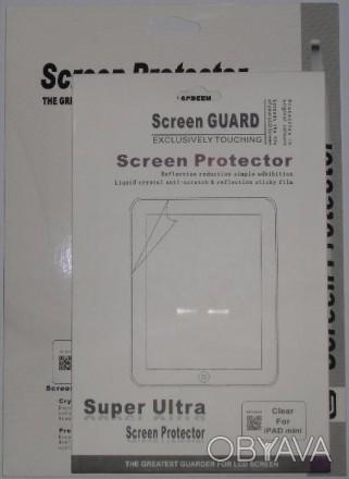 Продам новые глянцевые защитные пленки для таких моделей как Apple iPad 1/ iPad . Кременчуг, Полтавская область. фото 1