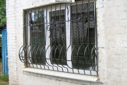 Предприятие изготовит металлоконструкции: -Ворота; -калитки -решетки -двери. Кривой Рог, Днепропетровская область. фото 4