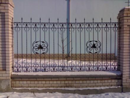 Предприятие изготовит металлоконструкции: -Ворота; -калитки -решетки -двери. Кривой Рог, Днепропетровская область. фото 7