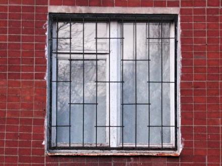 Наше предприятие изготовит любые решетки на окно под ваш размер.Выезд мастера на. Кривой Рог, Днепропетровская область. фото 7
