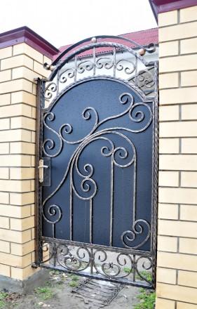 Изготовление не дорогих качественных ворот,калиток под заказ.Индивидуальный подх. Кривой Рог, Днепропетровская область. фото 3