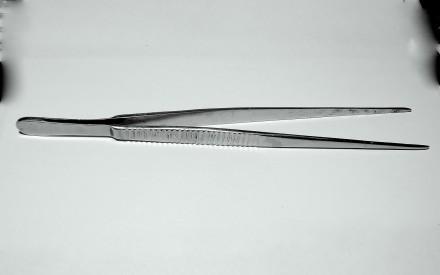 Пинцет редкий размер длинный длина 26 см.Удобный инструмент доставать в неудобны. Северодонецк, Луганская область. фото 3