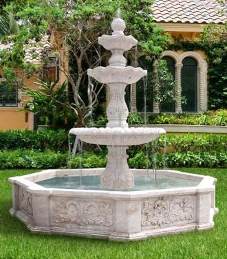 Садовый фонтан – украшение сада или парка обречённое постоянно находиться в конт. Запорожье, Запорожская область. фото 4
