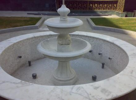 Садовый фонтан – украшение сада или парка обречённое постоянно находиться в конт. Запорожье, Запорожская область. фото 11