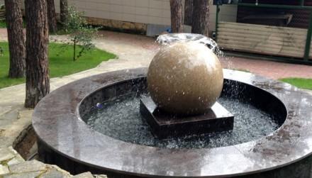 Садовый фонтан – украшение сада или парка обречённое постоянно находиться в конт. Запорожье, Запорожская область. фото 7