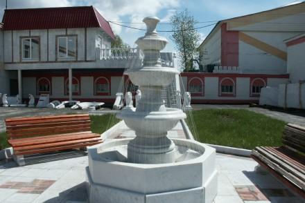 Садовый фонтан – украшение сада или парка обречённое постоянно находиться в конт. Запорожье, Запорожская область. фото 9