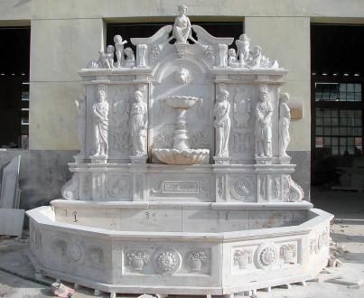 Садовый фонтан – украшение сада или парка обречённое постоянно находиться в конт. Запорожье, Запорожская область. фото 3