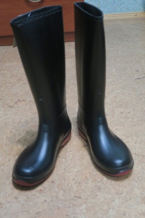 Резиновые сапоги Kamik 37-37,5 размер (оригинал Канада). Днепр. фото 1