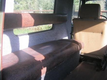 Цельнометаллический кузов. 8-ми местный (включая водителя), все сиденья мягкие. . Городня, Черниговская область. фото 4