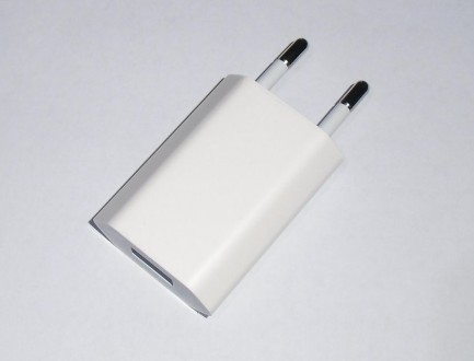 Оригинальное зарядное устройство блок iPhone 3 4 5 6 7 iPod iPad mini. Кременчуг. фото 1