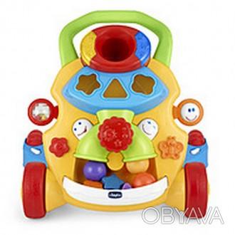 Игрушка поможет ребенку стать на ножки и сделать первые уверенные шаги. Достаточ. Киев, Киевская область. фото 1