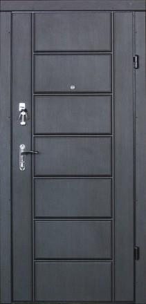 Дверь входная внешняя Redfort / Редфорт Канзас - продажа и установка. Киев. фото 1