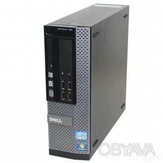 Dell Optiplex 790 SFF / Intel Core i3-2100 / 4GB DDR3 / 250GB HDD / DVD-RW