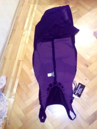 Продам элегантное вечернее платье. Стрейч-велюр.. Цвет гнилая вишня.По бокам раз. Одесса, Одесская область. фото 7