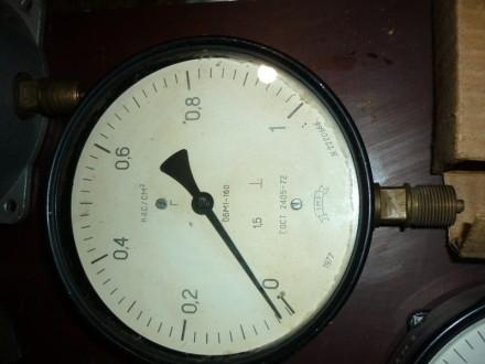 Все как на фото. В наличии остались: манометр МП3-УУ2 0-4 кгс/см2  манометр О. Никополь, Днепропетровская область. фото 12