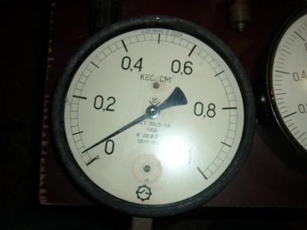 Все как на фото. В наличии остались: манометр МП3-УУ2 0-4 кгс/см2  манометр О. Никополь, Днепропетровская область. фото 2