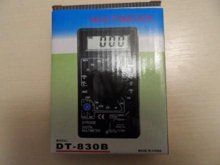 Мультиметр тестер DT-830B. Сумы. фото 1