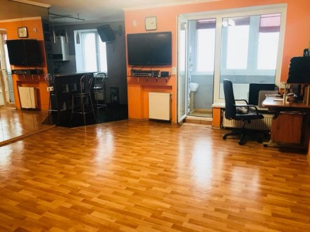 Аренда 3-х комнатной квартиры в центре Черкасы. Черкассы. фото 1